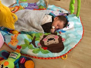 Does your baby hate tummy time? Mine did when he was a newborn. Infants can have a really hard time being on their belly because it's something not known to them. However, the benefits of tummy time are so great and it works on so many skills and milestones. Here are some tips to get your baby to enjoy being on their belly and get the maximum amount of time exposed to it.