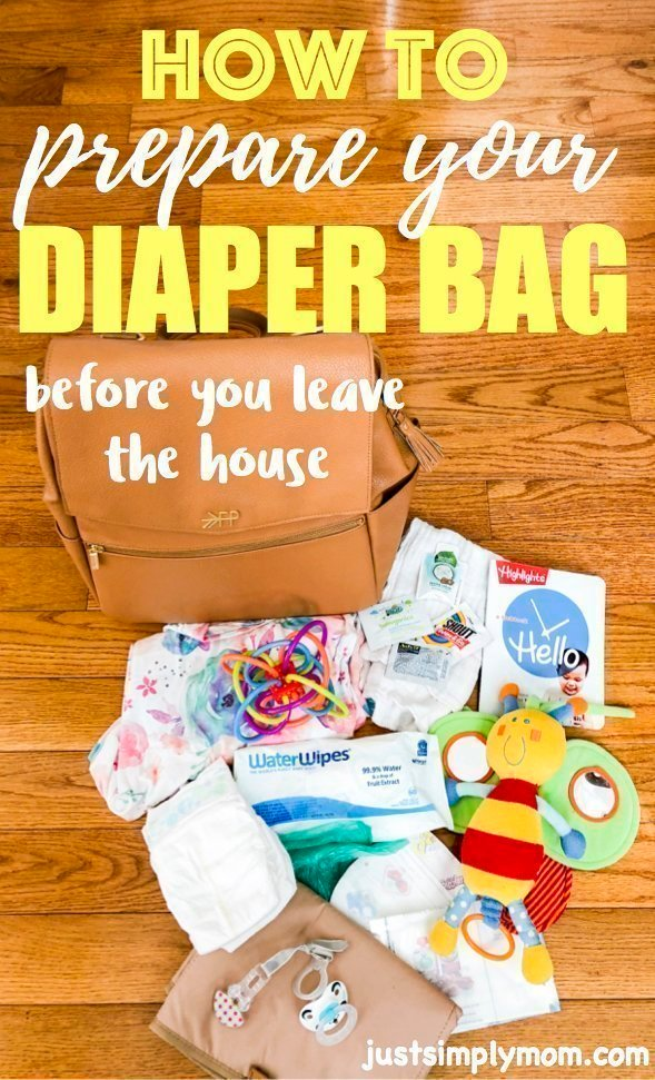Guide to Packing a Diaper Bag Like a Pro