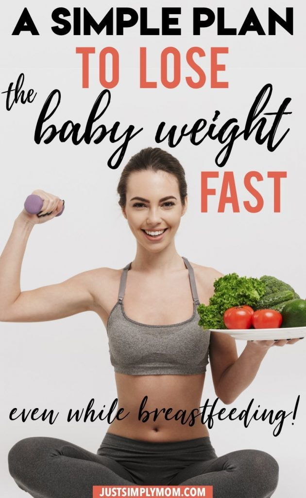 Trying to lose weight while breastfeeding? Here are safe ways to lose weight without effecting milk. This diet & exercise plan worked for me