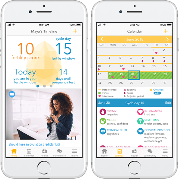 Tracking ovulation is key to figuring out your highest fertility & the best time to get pregnant fast. Follow these methods to determine your fertile days.