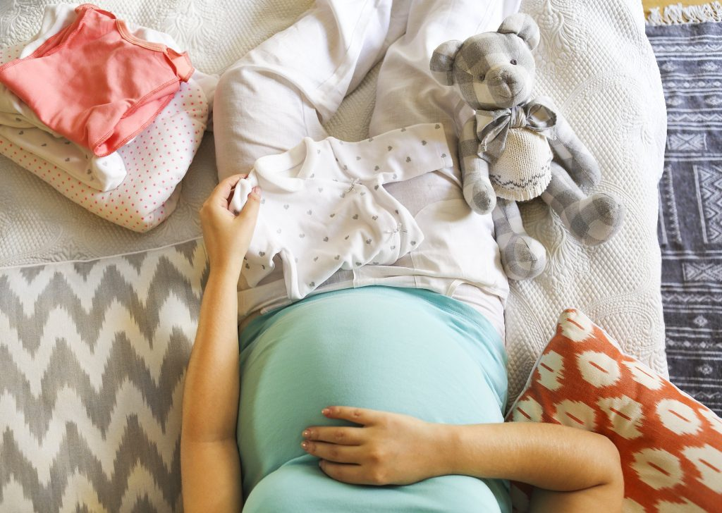 Your ultimate third trimester checklist for everything you need to do to prepare for labor & delivery, childbirth, having a newborn, & your new role as mom.