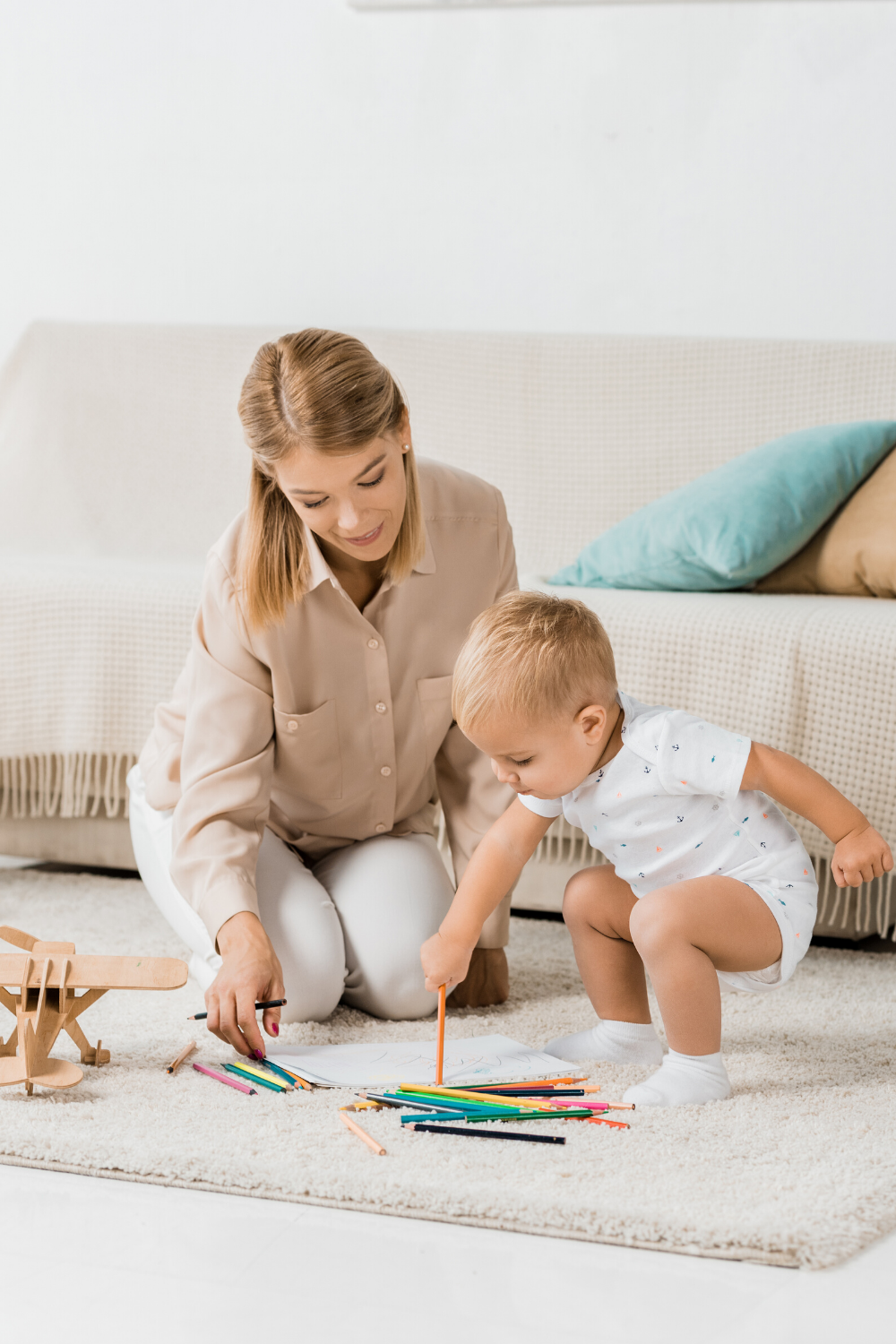 21 Simple Lessons & Activities To Teach Your 1-Year-Old​