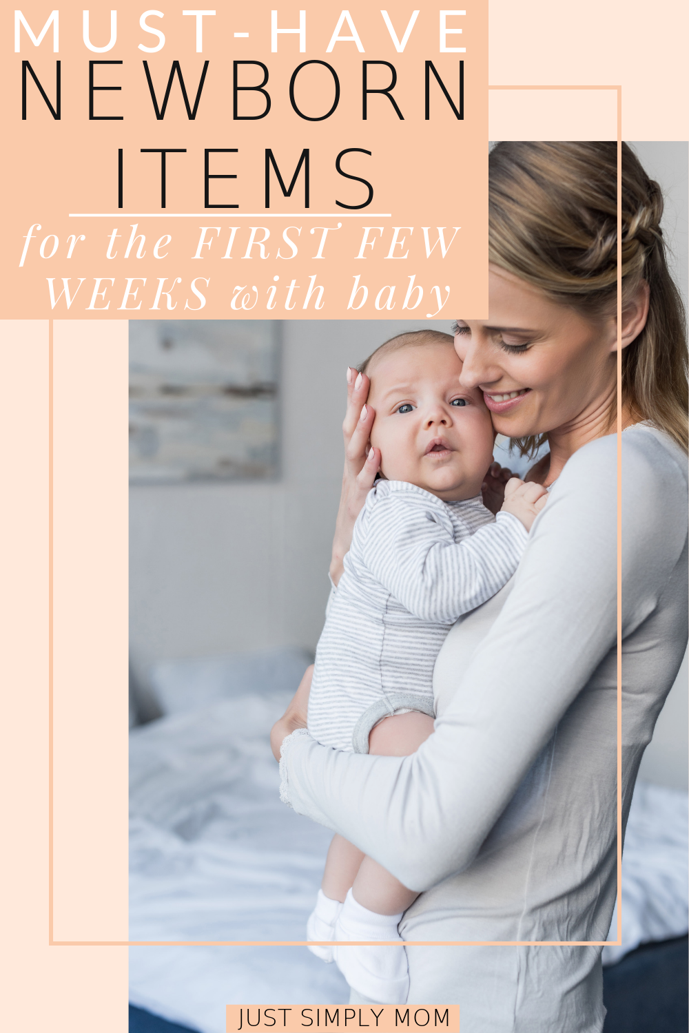 29 Can't-Live-Without Items For The First Few Weeks With Your Newborn