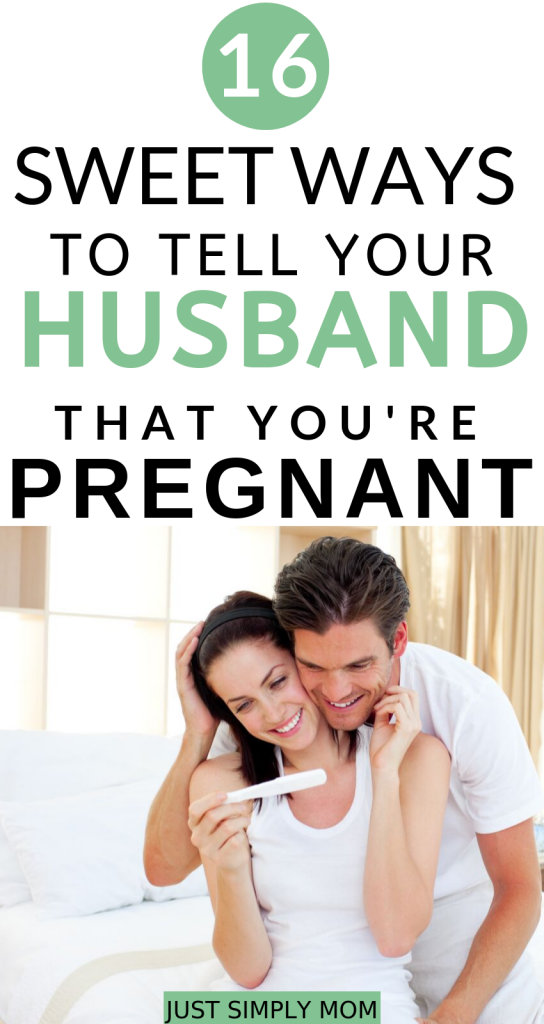 Clever & unique ways to reveal the pregnancy to your husband or boyfriend: they're going to be a dad! Find a simple, sweet way to announce the great news.