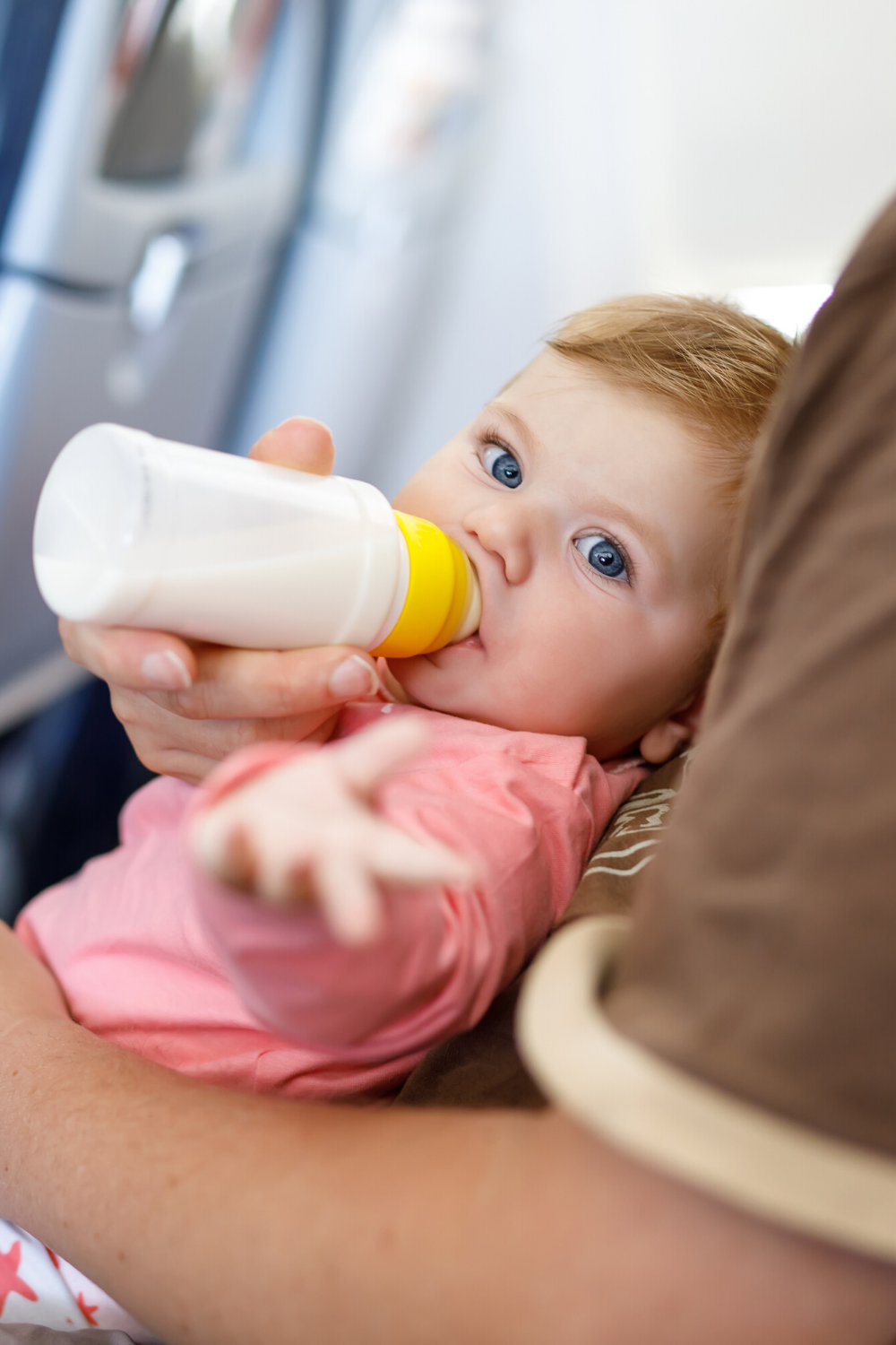 Symptoms and Managing Cows Milk Protein Allergy for Baby