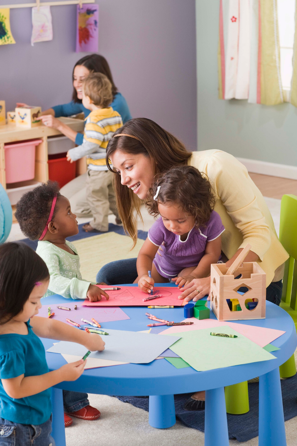 Choosing Between Childcare Options: Finding the Best Fit For Your Child