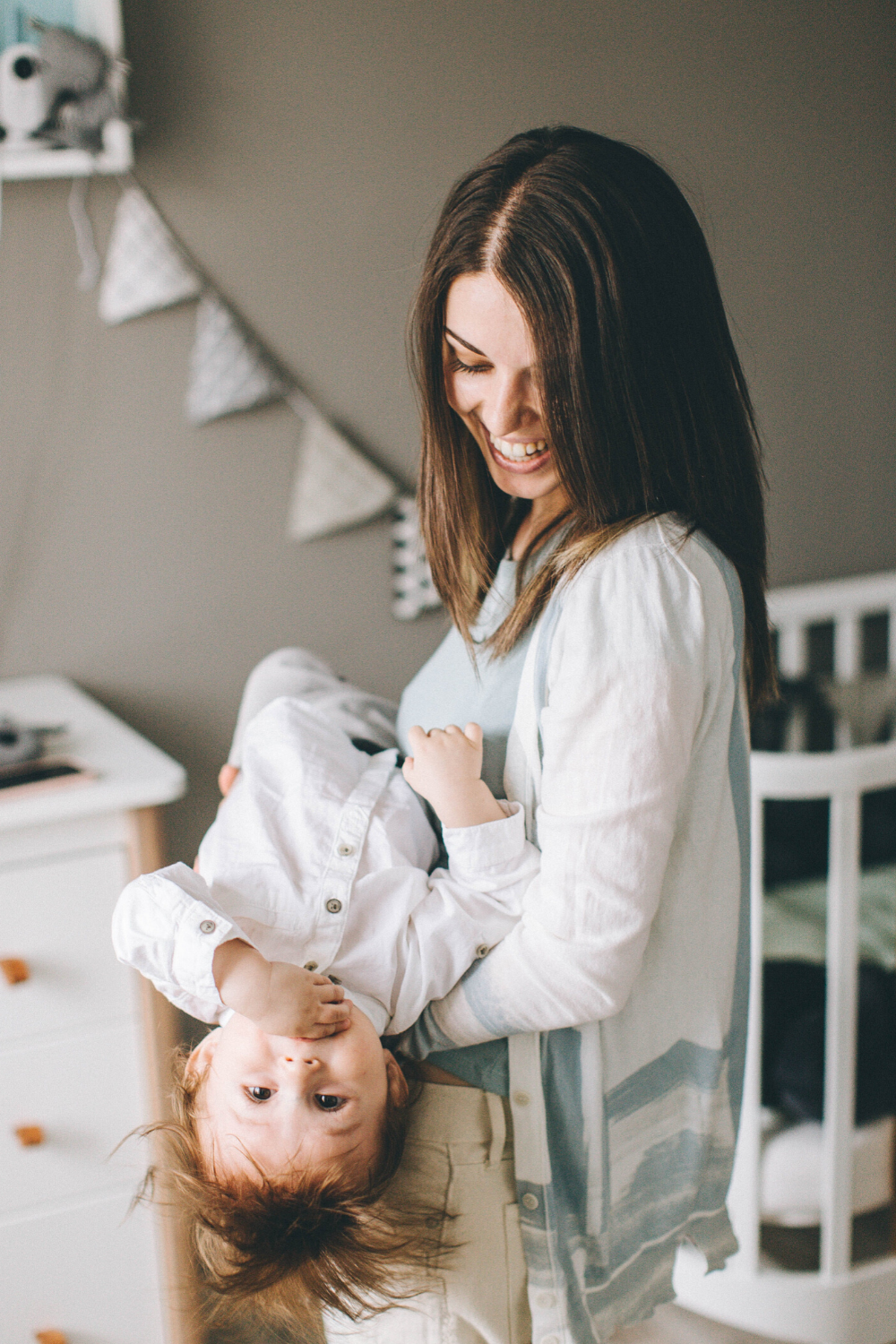 6 Things Our Kids Need From Us (and It's Not a Clean House)