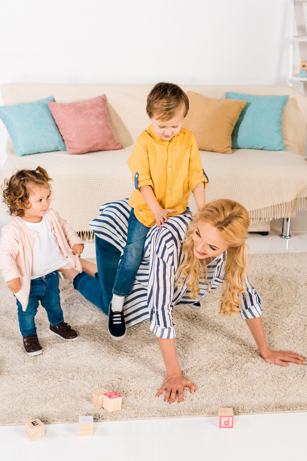 64 Simple, No-Prep Activities to Entertain Your Toddler Until Nap time