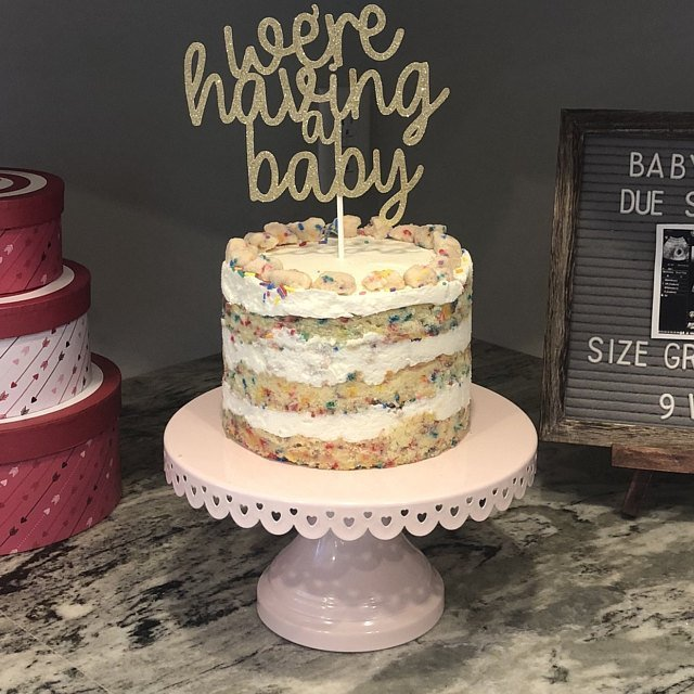Here are some ideas to announce your pregnancy to parents and family. Give them the gift of becoming grandparents by telling them you're having a baby.