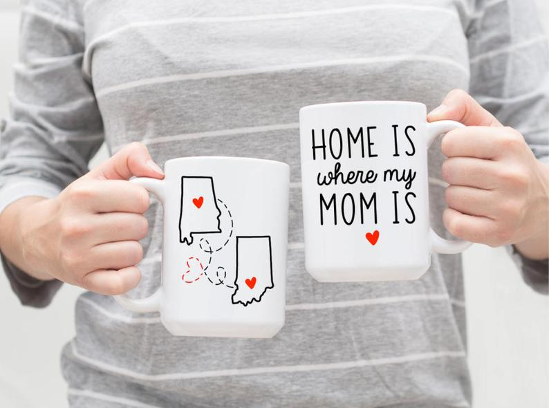 Unique ideas for handmade, personalized, & unique gifts for a special woman on Mother's Day. Whether it's mom, grandma, wife, or sister, she will love them.