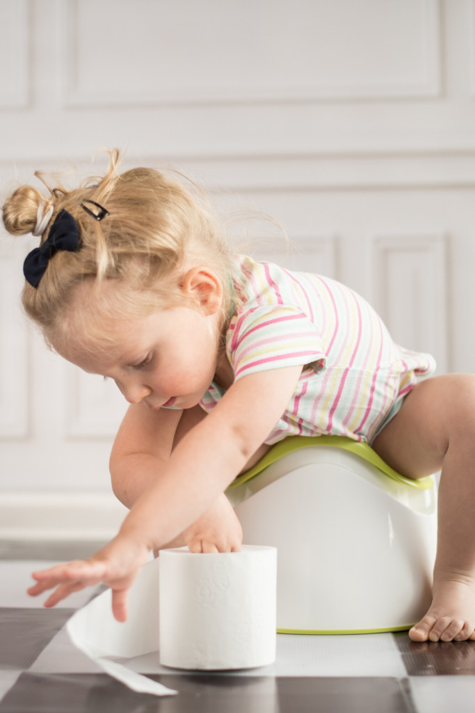 Don't make these potty training mistakes when potty training your toddler. Be sure they are ready and willing to get started with this big milestone at any age.