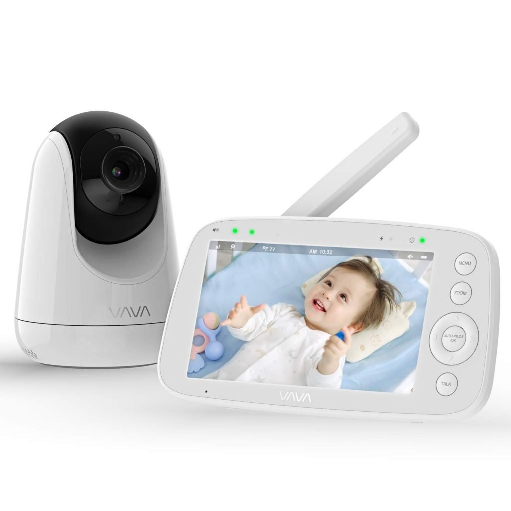 A list of the top 3 best long range baby monitors that will keep you feeling safe and comforted, including key features that you need.