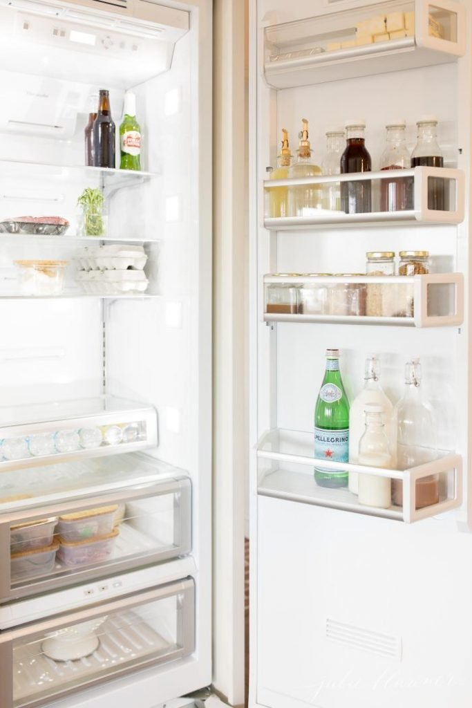 Try these mom hacks to simplify life with kids. These clever ideas will save you time, money, & sanity with organization, cleaning, & cooking