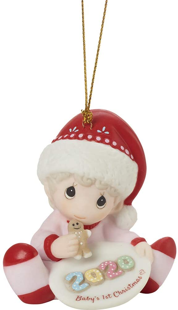 You've already received the best gift of all this year- YOUR BABY, so now it is time to celebrate as a family for the very first time! Your baby's first Christmas is such a special and sentimental time for everyone involved. One of the best ways to commemorate the occasion is by picking out a special ornament for your little one.
