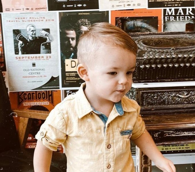 Fine some adorable toddler boy haircuts for your son and give him a handsome, new look this season by trying out new hairstyles. Also find tips on cutting your toddler boy's hair at home on your own and styling it with gel to keep it tame.