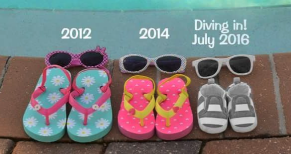 I've compiled the following list of 14 summer pregnancy announcements just for you. Announcing a pregnancy is always a special occasion.