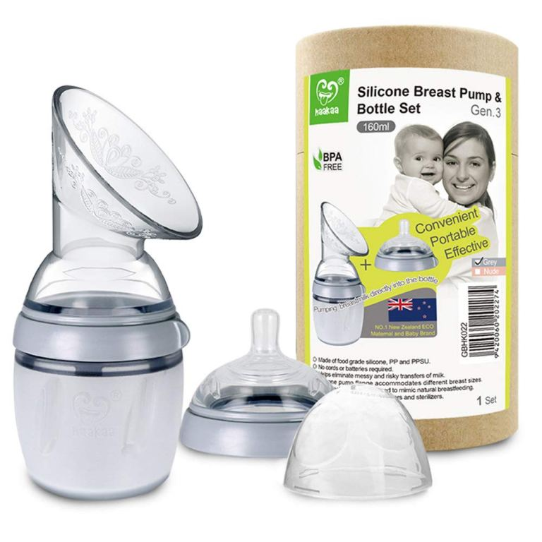 Use these Haakaa pump tips and Haakaa hacks to get the most out of your Haakaa pump. The Haakaa is a must have for all breastfeeding moms!