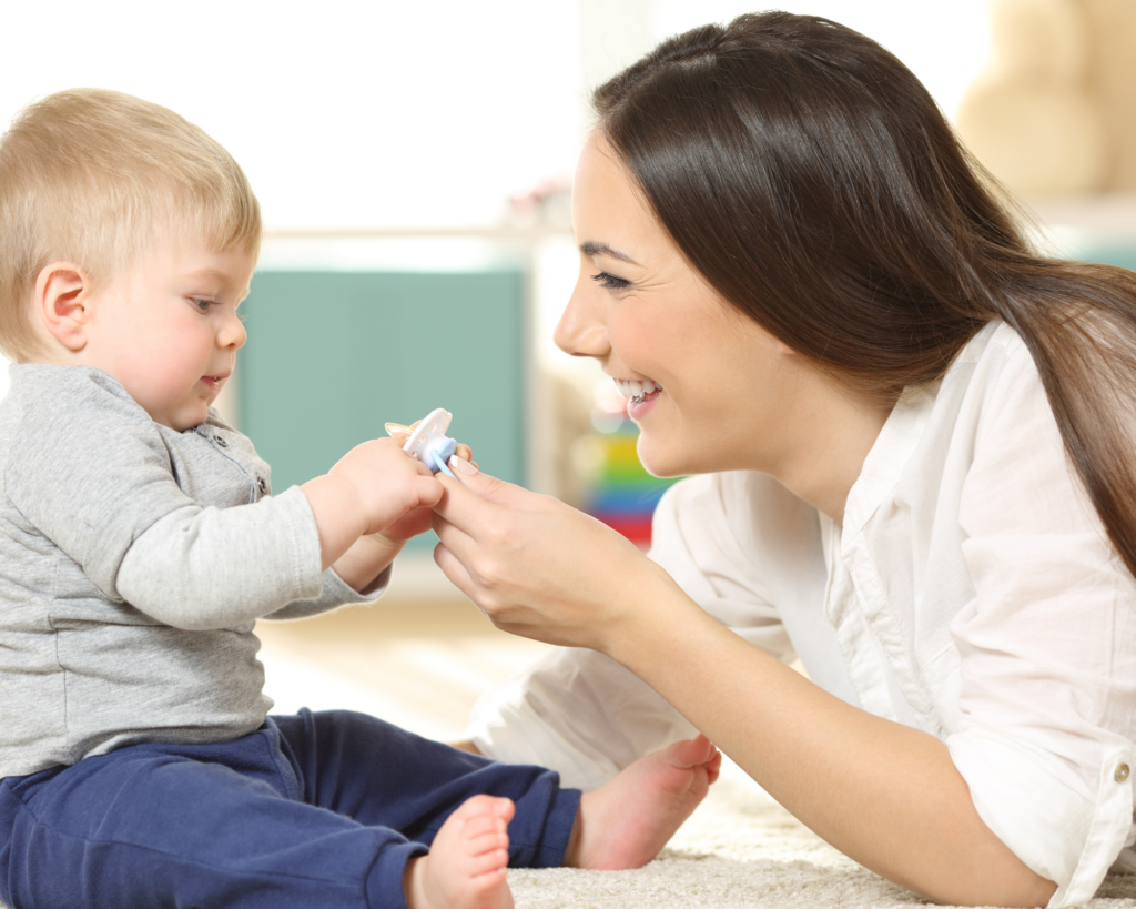 If you're wondering how to get rid of the pacifier from your 2 year old, here are proven methods to do it easily and pain free for toddlers. Methods like cold turkey, counseling them, or simply forgetting it will provide ample time and effort so your child won't be upset that you take the pacifier away.