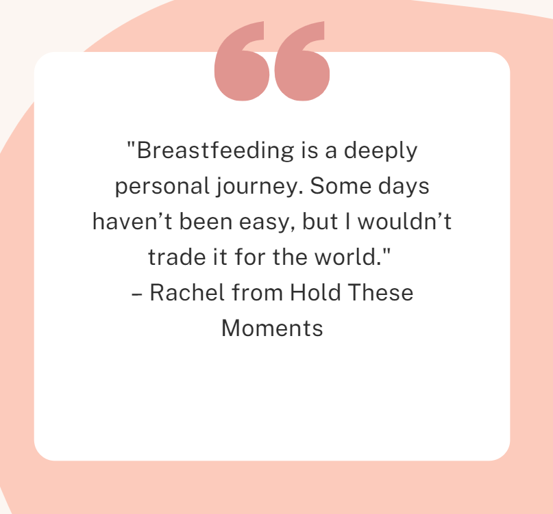 Nursing your baby is such a beautiful time. These breastfeeding quotes will make any mom cherish the bond between you and your baby. There are funny's breastfeeding quotes, challenging breastfeeding quotes, and beautiful ones too.