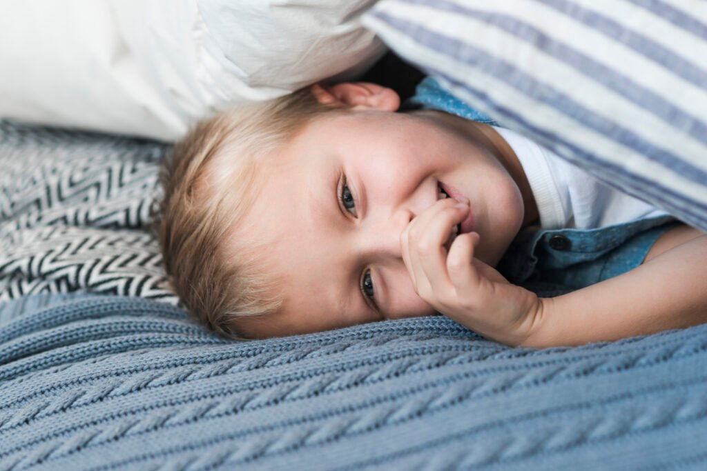 Avoid those dreaded toddler tantrums from your 2 or 3 year old by establishing a bedtime routine for your toddler as soon as possible.